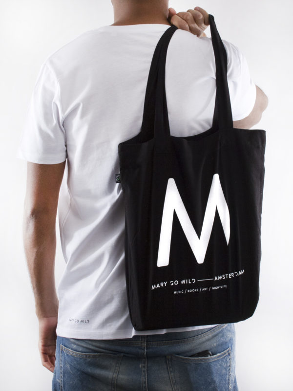 MARY tote bag---M